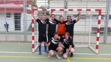 Red Calm - Winners of the IFL Copita Summer Tournament 2014 - Benidorm